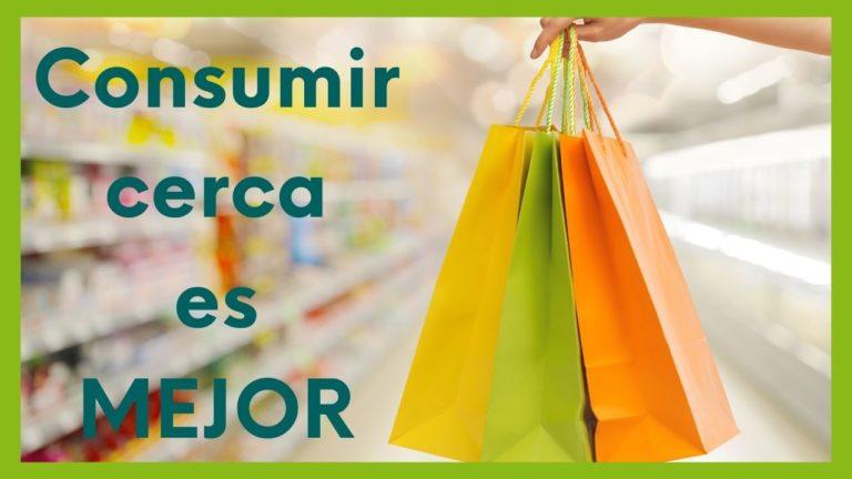 Imagen Consumir menos es mejor. Consumo de proximidad