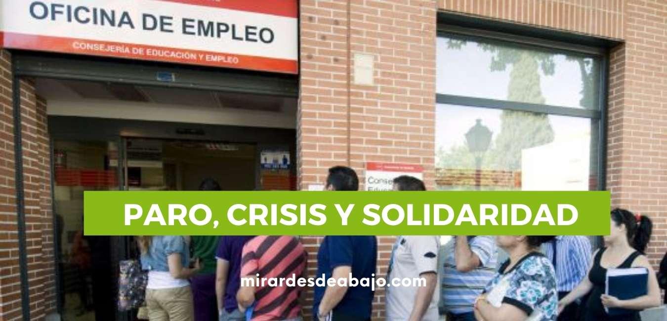 Paro: Solidaridad frente a irresponsabilidad