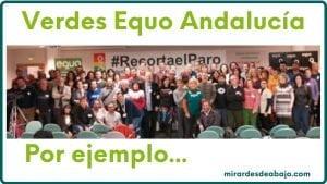 Imagen de portada con Foto de la primera asamblea de Verdes Equo Andalucía