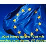Derechos perdidos en la Unión Europea. ¿Te importan tus derechos?