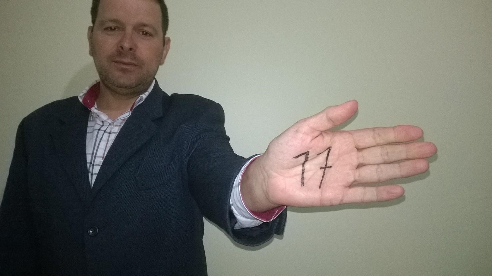Apoyo a Greenpeace #cofrentes17