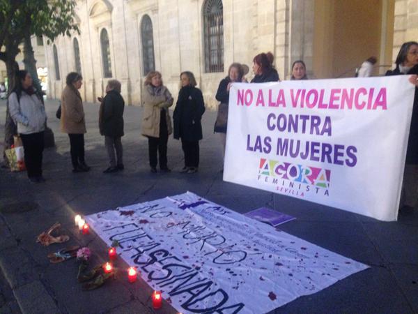 Dí no a la #ViolenciaMachista