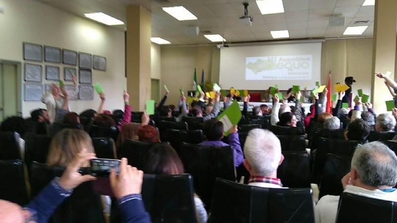 III Asamblea de EQUO VERDES Andalucía