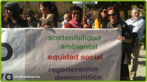 Foto movilización equo