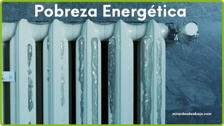 Imagen de radiador apagado símbolo de pobreza energética