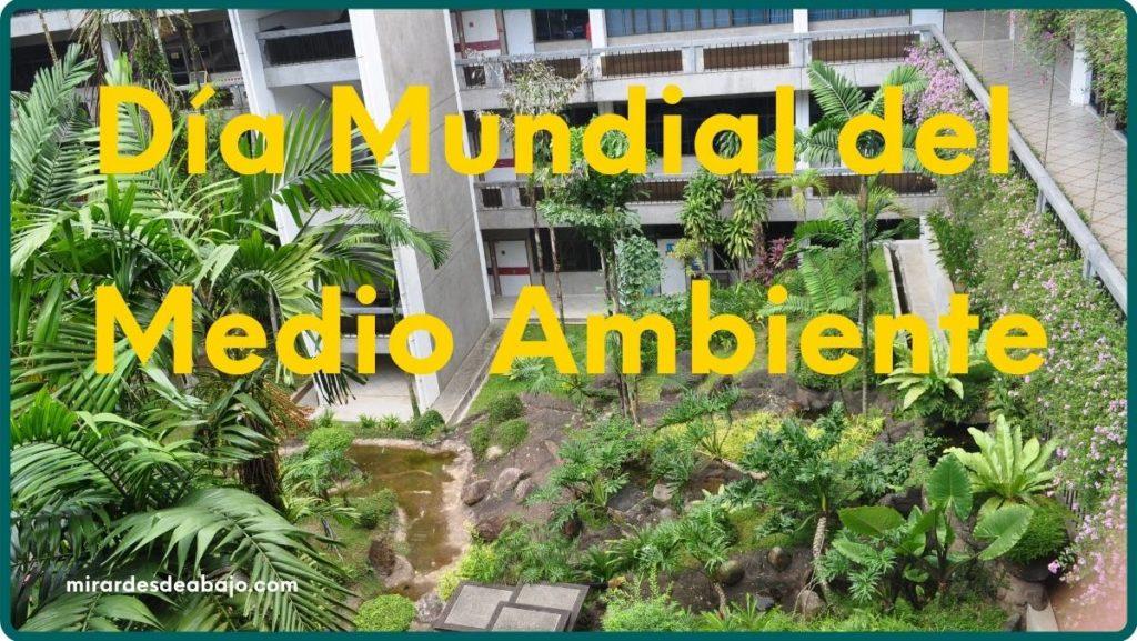 Imagen de edificio con plantas