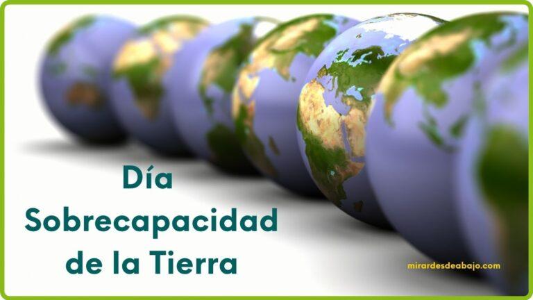 Imagen Día de la Sobrecapacidad de la Tierra